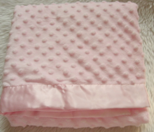 Add on a Snuggly Blankie (minky style)